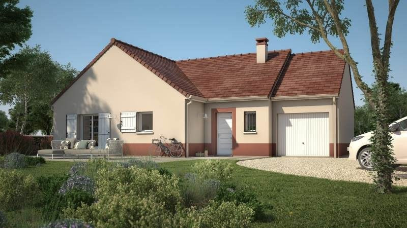 Maison  5 pièces + Terrain 880 m² Fresneaux-Montchevreuil par MAISONS FRANCE CONFORT