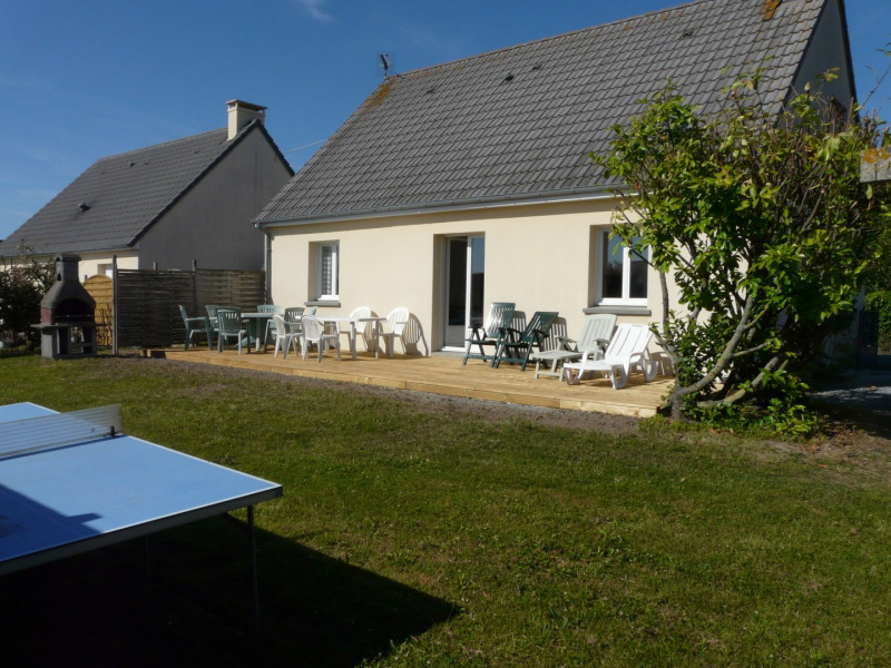 Location vacances Agon-Coutainville -  Gite - 8 personnes - Barbecue - Photo N° 1