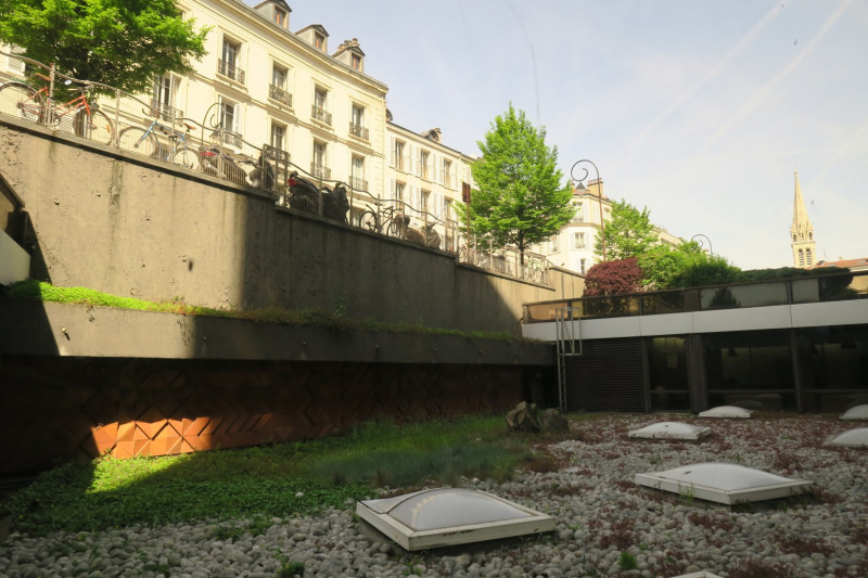 Vente bureau saint cloud hauts de seine 92 278 m r f rence n 278m colline - Parking porte de saint cloud ...