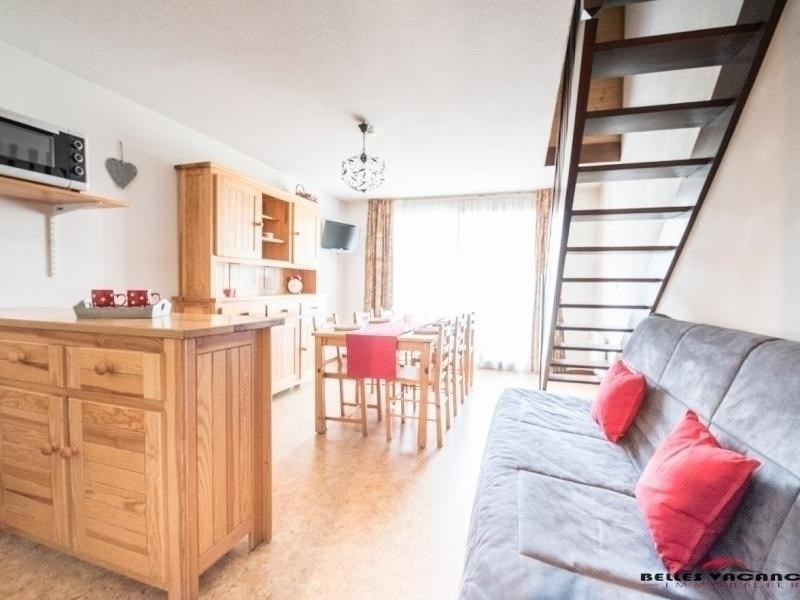 Location vacances Saint-Lary-Soulan -  Appartement - 8 personnes - Jardin - Photo N° 1