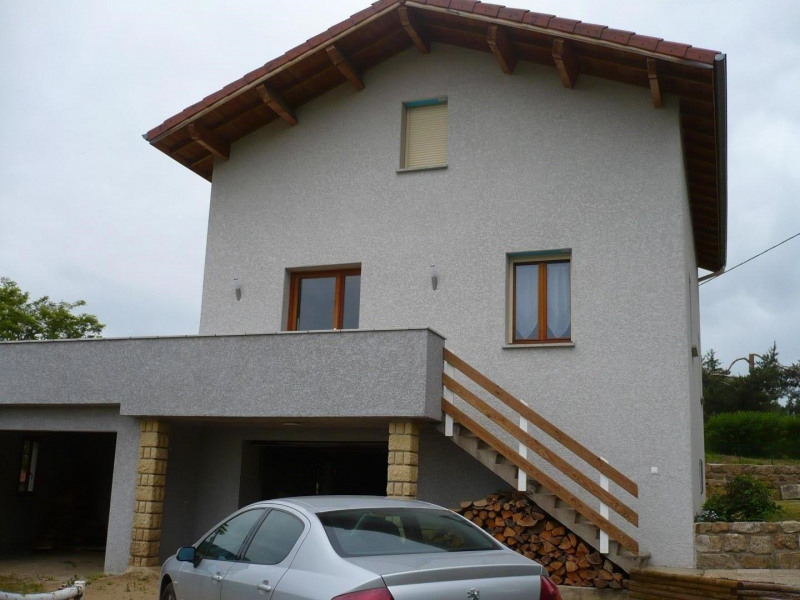 Holiday rentals Verrières-en-Forez - House - 6 persons - BBQ - Photo N° 1