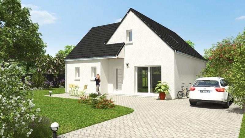 Maison  4 pièces + Terrain 789 m² Corquilleroy par MAISONS CPR