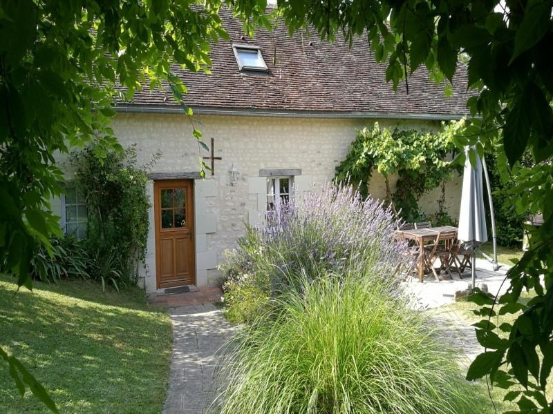 Location vacances Brizay -  Maison - 6 personnes - Barbecue - Photo N° 1