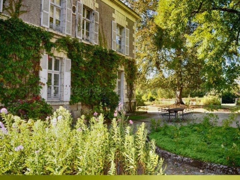 Location vacances Sainte-Maure-de-Touraine -  Maison - 12 personnes - Barbecue - Photo N° 1