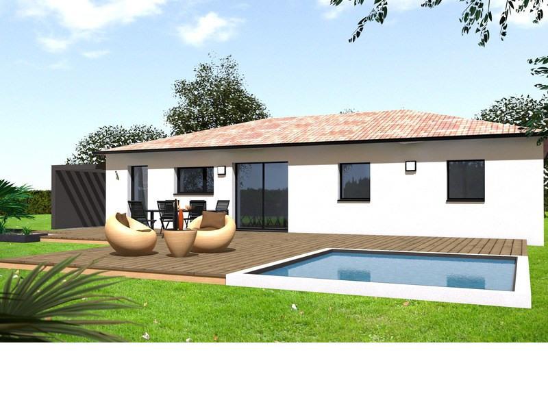 Maison  4 pièces + Terrain 360 m² Aucamville par TRECOBAT PLAISANCE DU TOUCH