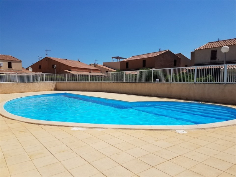 Location vacances Gruissan -  Appartement - 6 personnes - Barbecue - Photo N° 1