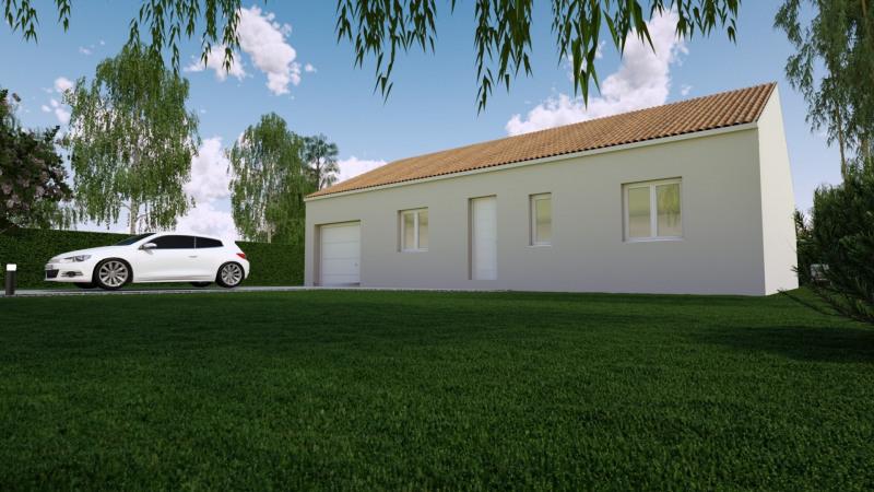 Maison  4 pièces + Terrain 550 m² Saint-Philbert-de-Grand-Lieu par Mon Courtier Maison