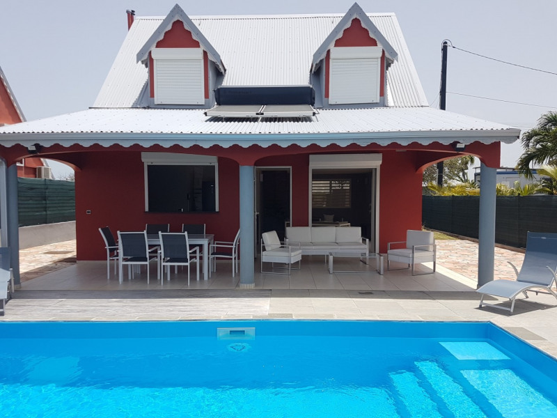 Holiday rentals Sainte-Anne - House - 8 persons - BBQ - Photo N° 1