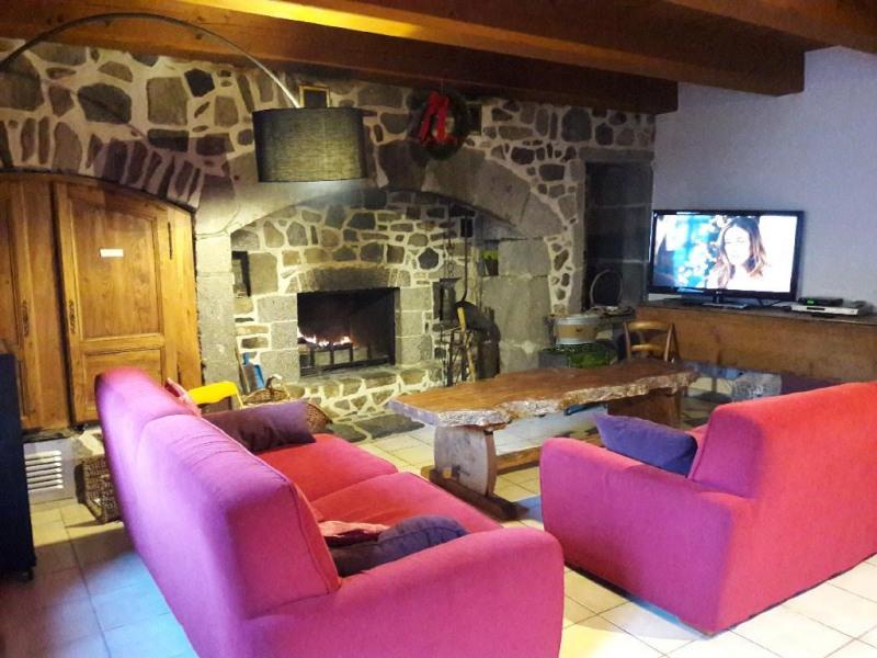 Ferienwohnungen Besse-et-Saint-Anastaise - Haus - 8 Personen - Liegestuhl - Foto Nr. 1