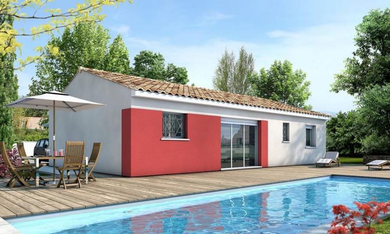 Maison  4 pièces + Terrain 350 m² Maraussan par ZIGLIANI BATISSEURS - AGENCE DE BEZIERS