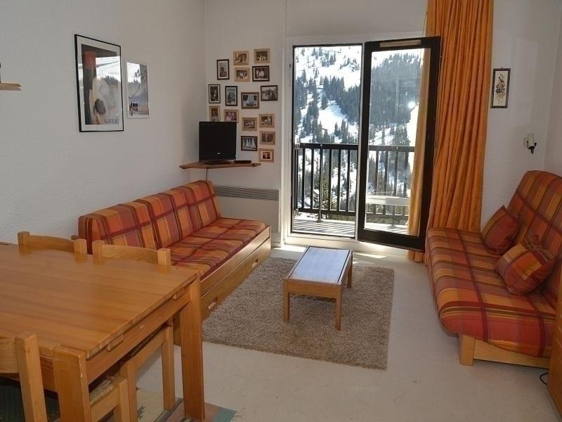 Location vacances Arâches-la-Frasse -  Appartement - 4 personnes - Télévision - Photo N° 1