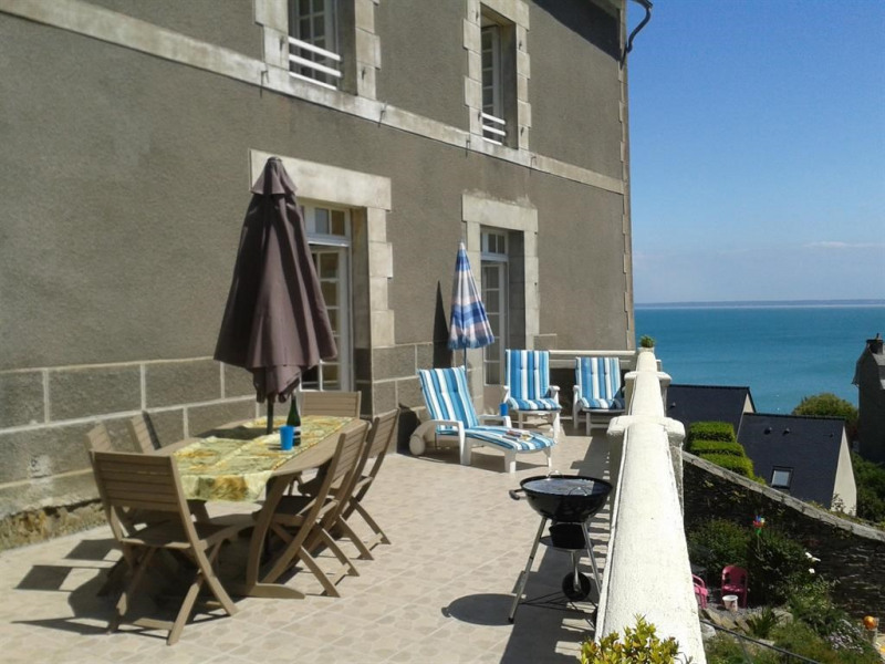 Holiday rentals Cancale - House - 8 persons - BBQ - Photo N° 1