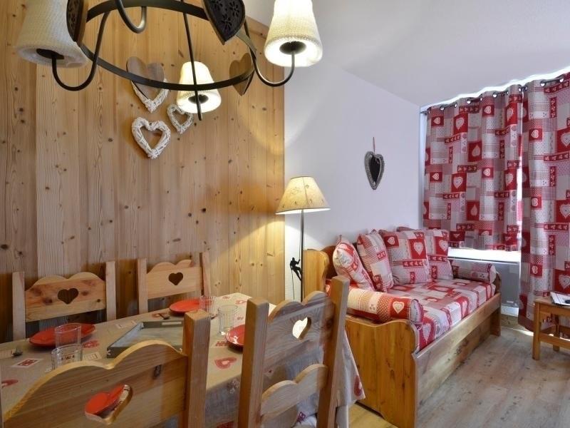 2 pièces rénové pour 5 personnes de 27 m², situé au pied des pistes