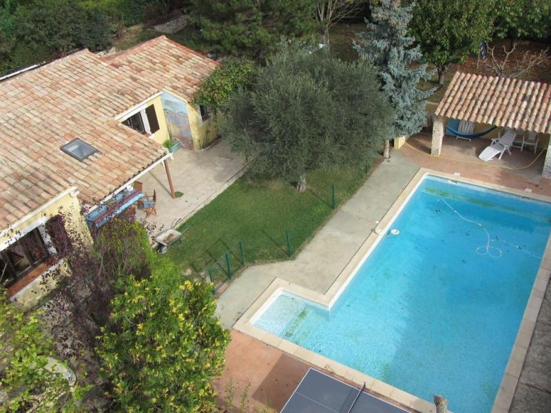 Belle villa provençale avec piscine à La Tour d'Aigues