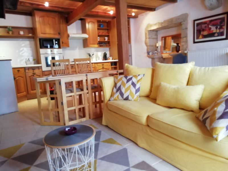 Holiday rentals Cremps - Cottage - 2 persons - BBQ - Photo N° 1