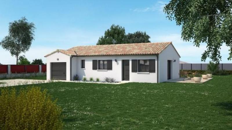 Maison  3 pièces + Terrain 750 m² Rions par PRIMEA GIRONDE