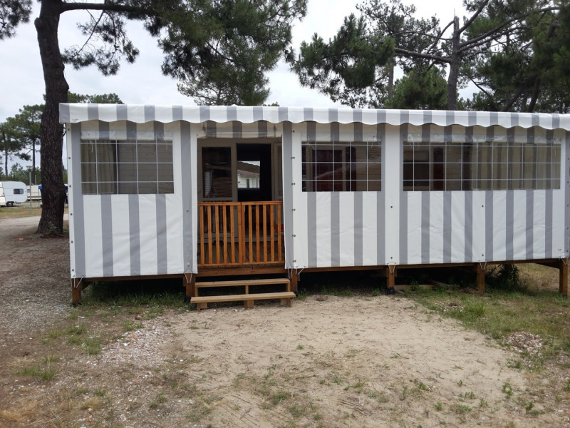 MOBIL HOME  EN GIRONDE 5/6 PERSONNES - Vendays Montalivet