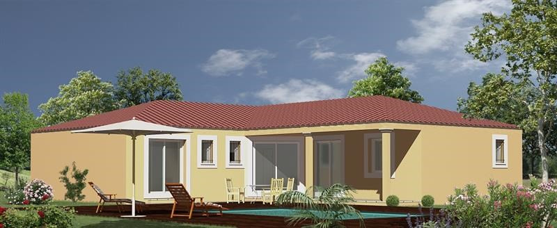 Maison  6 pièces + Terrain 946 m² Pomérols par VILLAS TERRA SUD Franck VASILIC EIRL