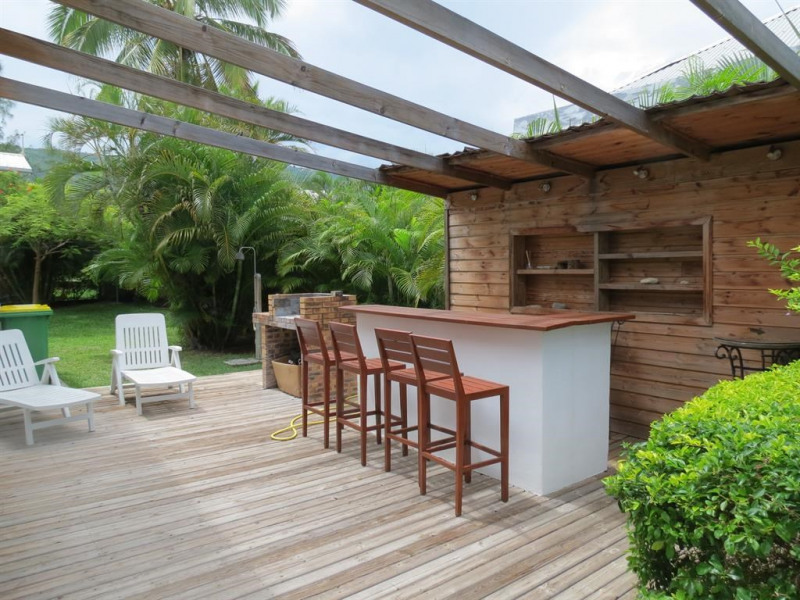Bar de la terrasse