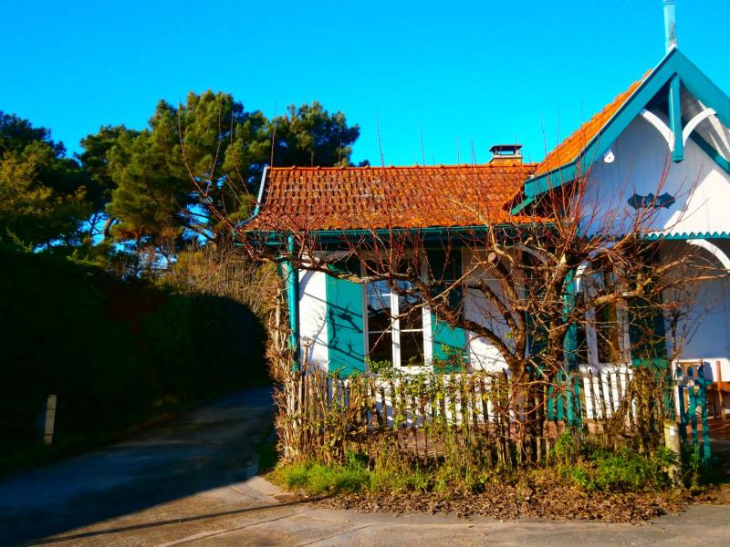 Villa Clarté au Cap Ferret, village de Piraillan, pour 6 personnes maximum, vue mer, plage à 20 mètres