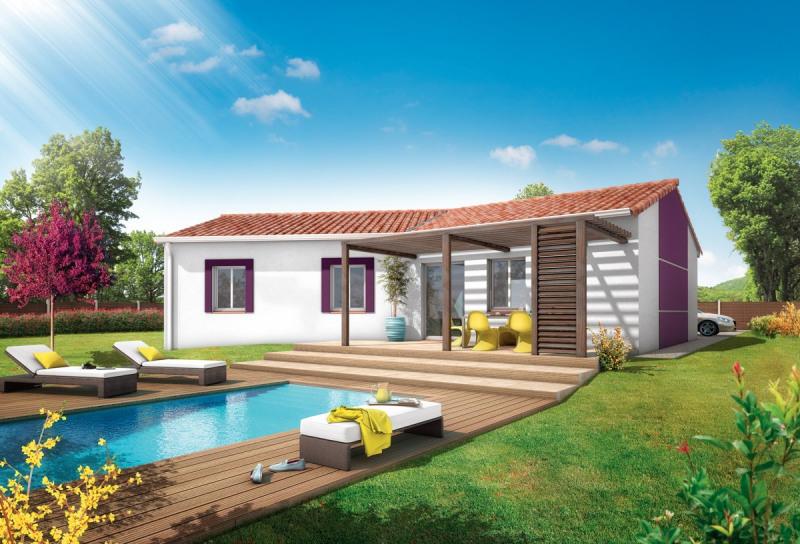 Maison  4 pièces + Terrain 600 m² Montbeton par MAISONS CLAIR LOGIS MONTAUBAN