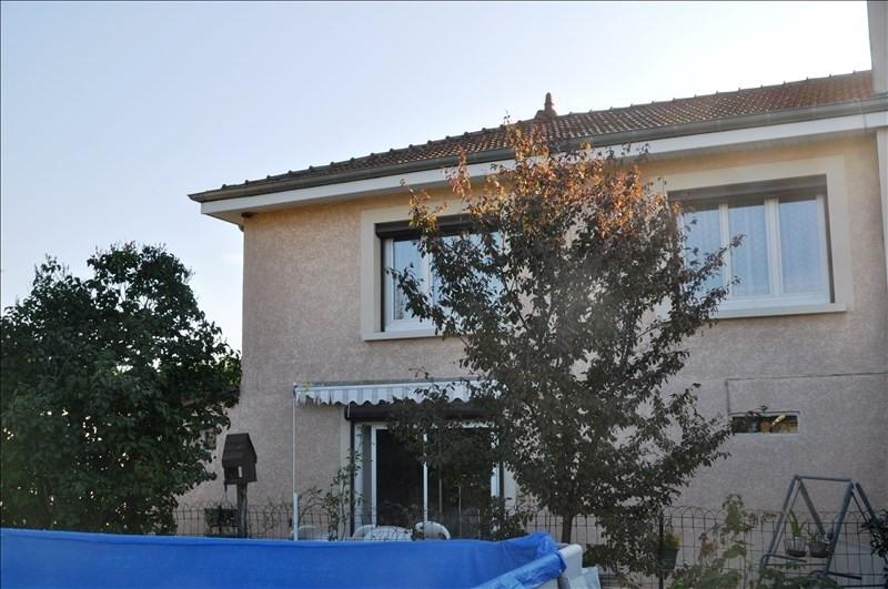 vente maison saint maurice l 39 exil maison maison jumel e 105m 167000. Black Bedroom Furniture Sets. Home Design Ideas