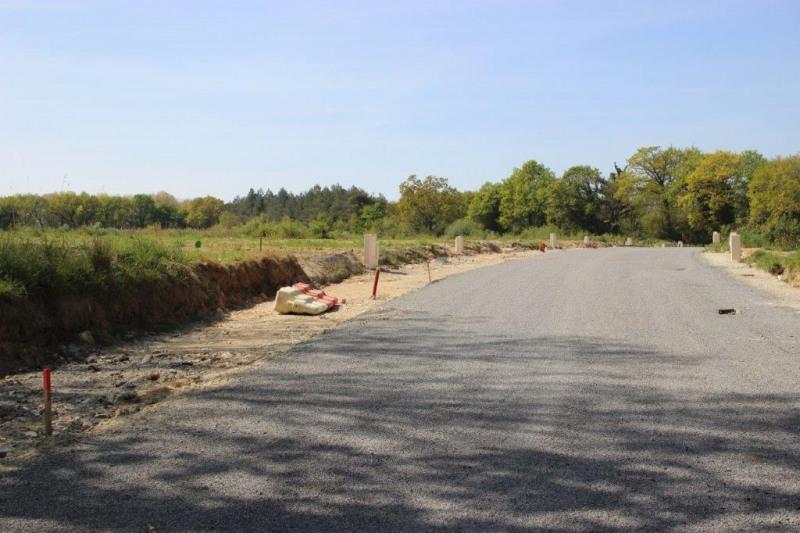 Vente terrain surzur 422m 54000 for Combien coute un terrain constructible