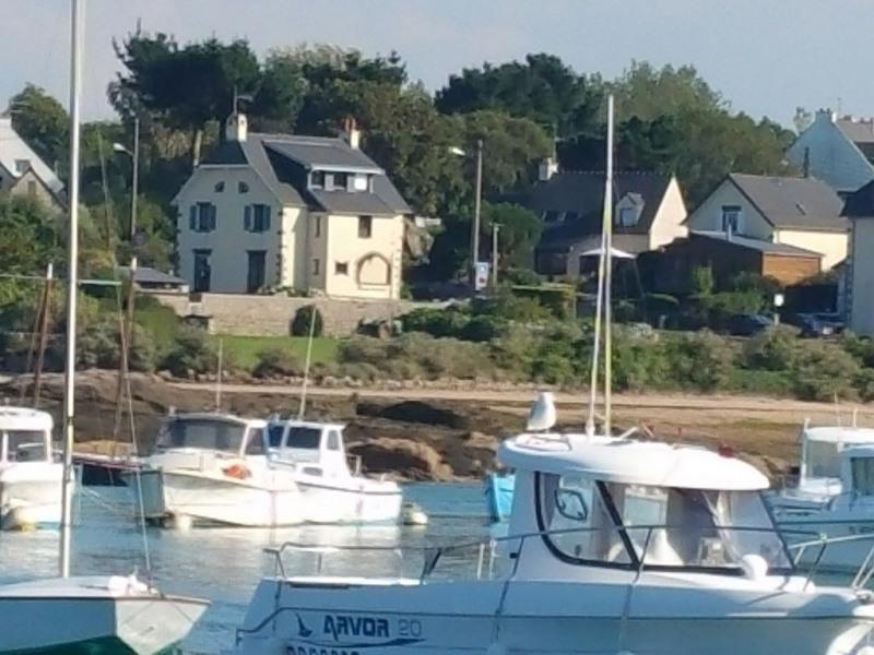 Maison avec vue exceptionnelle sur le port de Ploumanac'h à PERROS GUIREC