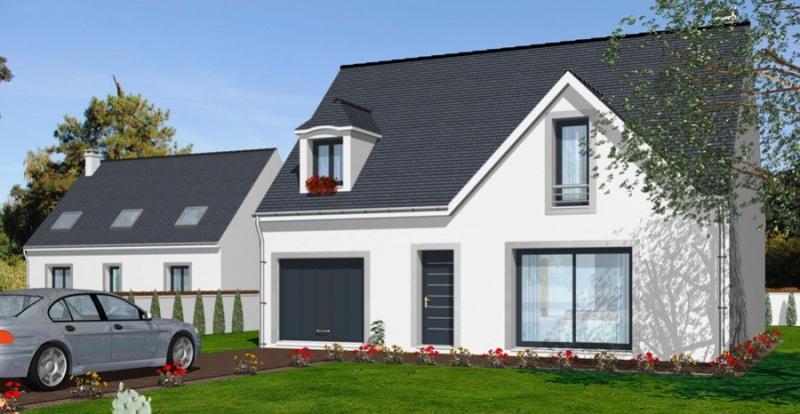 Maison  6 pièces + Terrain 600 m² Montigny-Lencoup par BATICONFORT