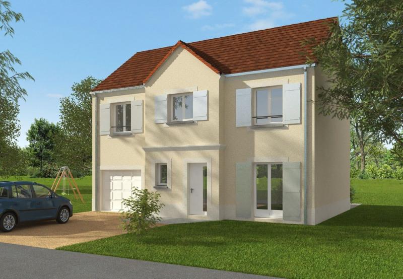 Maison  5 pièces + Terrain 671 m² Belloy-en-France par MAISONS LELIEVRE