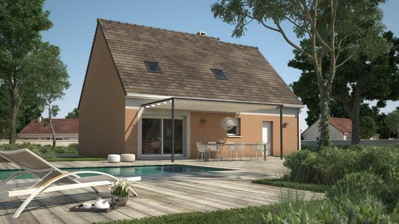 Maison  6 pièces + Terrain 300 m² Meaux par MAISONS FRANCE CONFORT