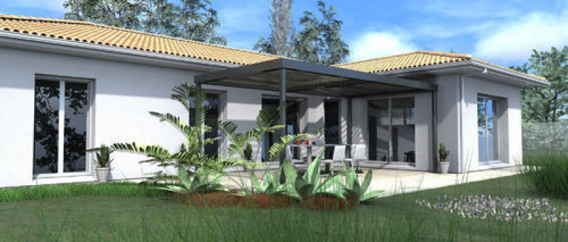 Maison  5 pièces + Terrain 600 m² Lande-de-Fronsac par TANAIS HABITAT