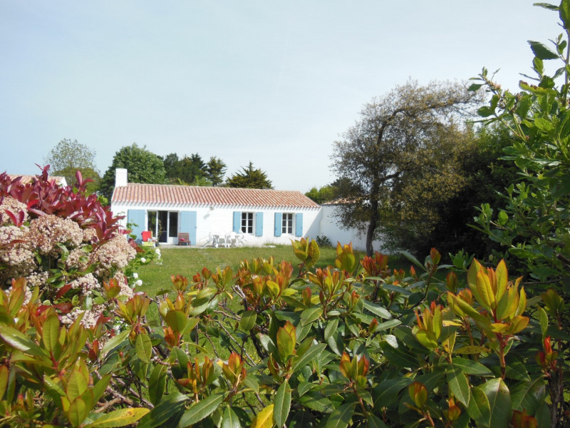 Location vacances L'Île-d'Yeu -  Maison - 6 personnes - Barbecue - Photo N° 1