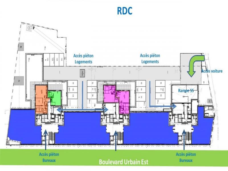 location bureau vaulx en velin rh ne 69 2188 m r f rence n 16100337l. Black Bedroom Furniture Sets. Home Design Ideas
