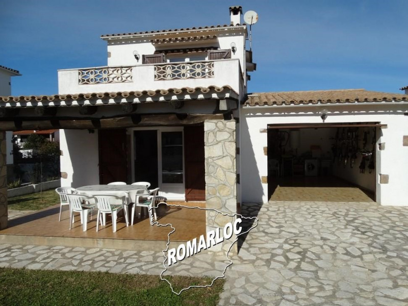 Holiday rentals l'Escala - House - 6 persons - BBQ - Photo N° 1
