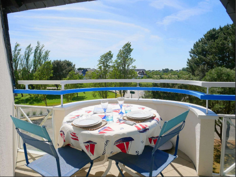 Holiday rentals Carnac - Apartment - 3 persons - Garden furniture - Photo N° 1