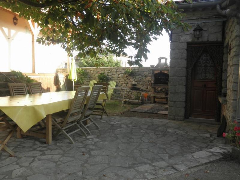 Alquileres de vacaciones Saint-Paul-le-Jeune - Casa - 4 personas - BBQ - Foto N° 1