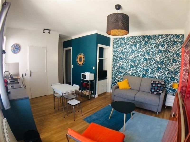 Location Appartement Lorient, 1 pièce, 2 personnes