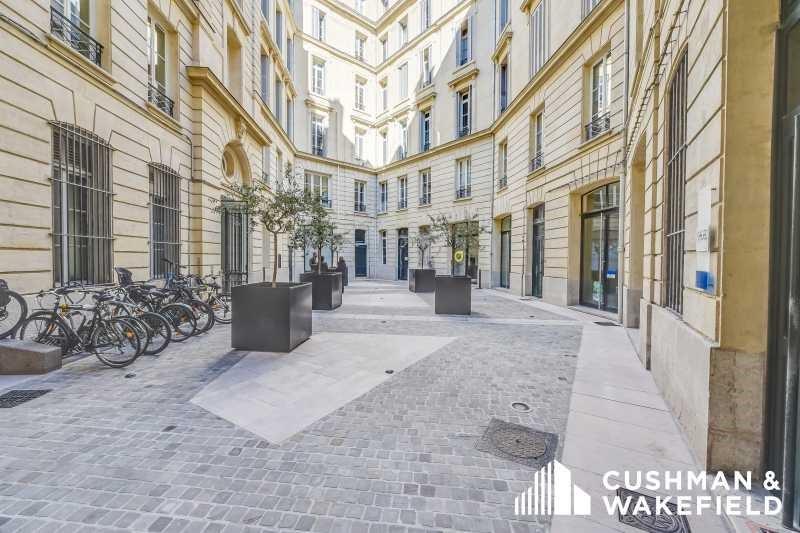 Location Bureau Marseille 2ème