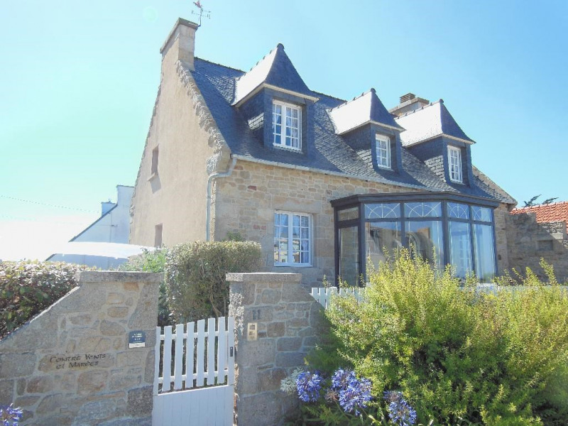 Holiday rentals Cléder - House - 7 persons - BBQ - Photo N° 1