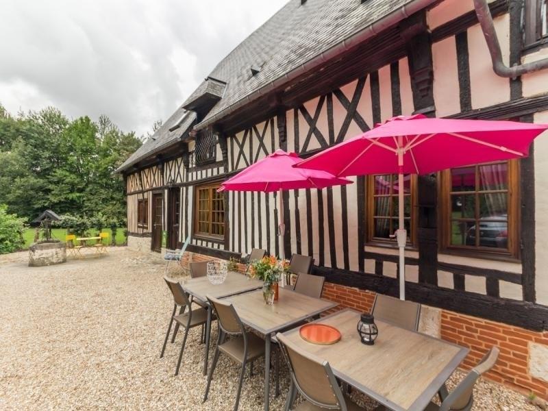Location vacances Allouville-Bellefosse -  Maison - 8 personnes - Barbecue - Photo N° 1