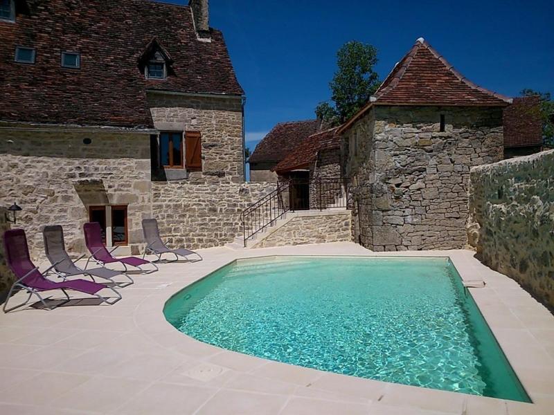 pour 10 pers. avec piscine privée, Padirac