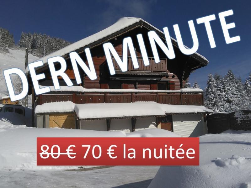 Appartement dans chalet pour 6 personne(s) entre Lac Léman et Mont Blanc