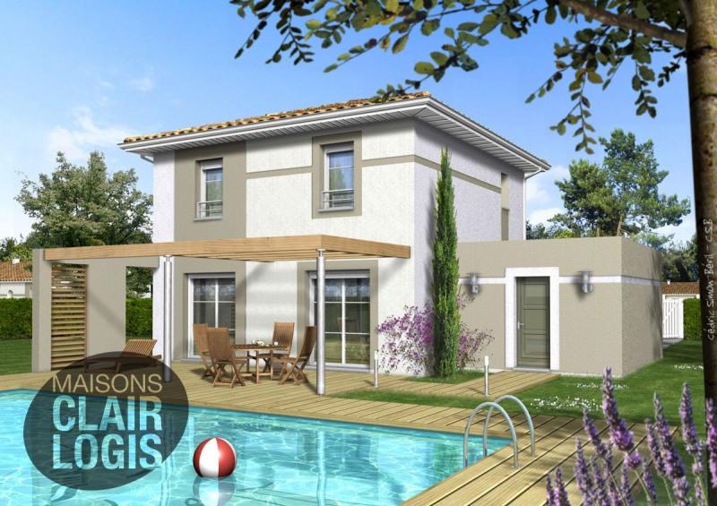 Maison  4 pièces + Terrain 487 m² Saint-Just par MAISONS CLAIR LOGIS BELLEY