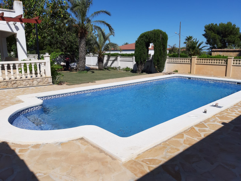 Holiday rentals Alcanar - House - 10 persons -  - Photo N° 1