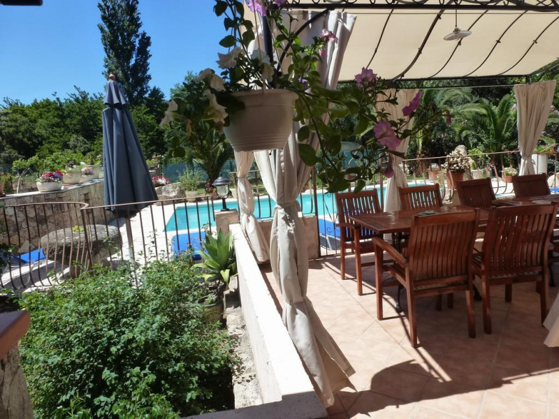Holiday rentals L'Île-Rousse - House - 8 persons - BBQ - Photo N° 1