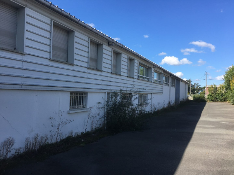 Location local d 39 activit s saint herblain loire for Location garage saint herblain