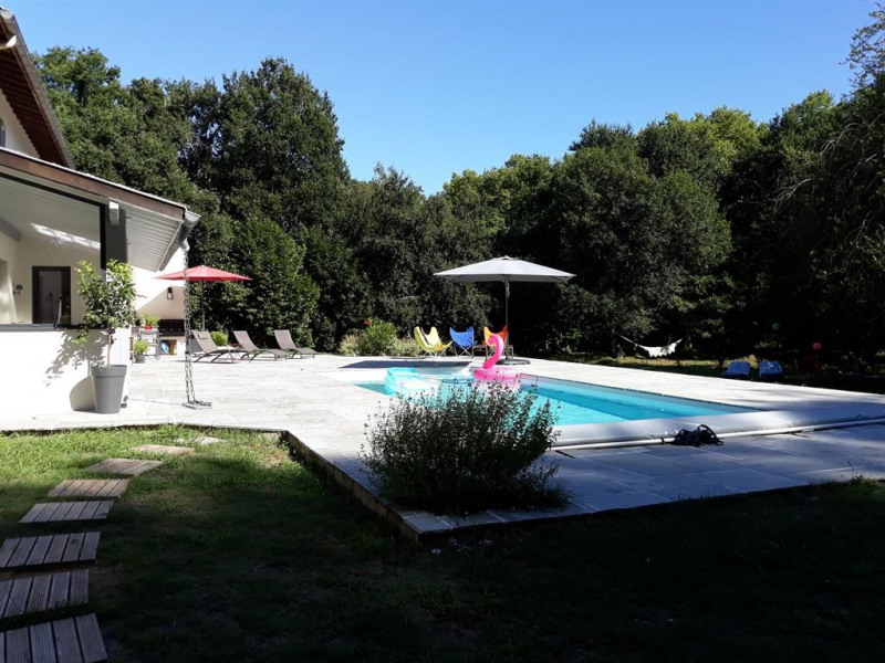 Location vacances Angresse -  Maison - 12 personnes - Barbecue - Photo N° 1