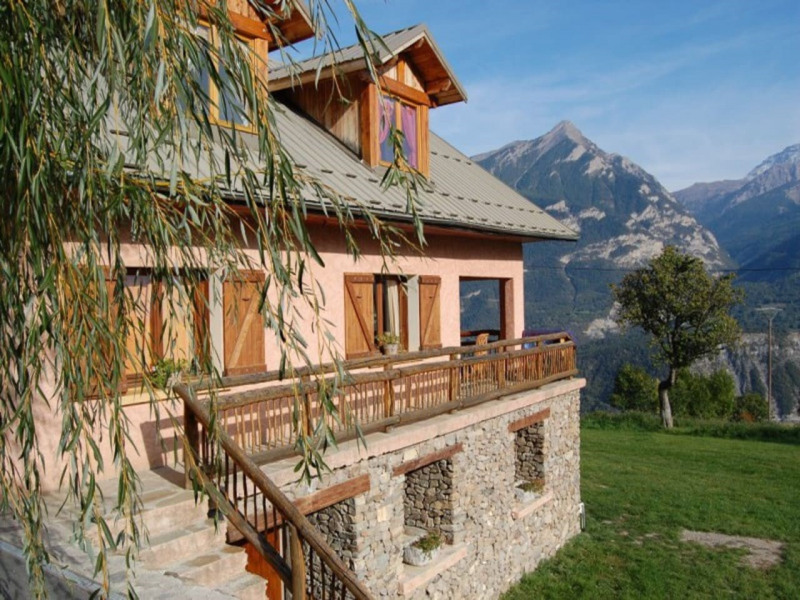 Holiday rentals Châteauroux-les-Alpes - Cottage - 6 persons - BBQ - Photo N° 1