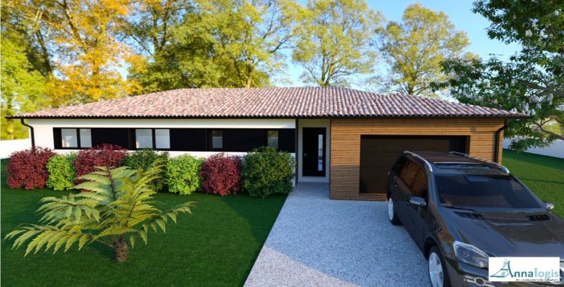Maison  4 pièces + Terrain 500 m² Plaisance-du-Touch par ANNALOGIS